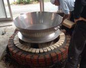 しらす窯製造過程3